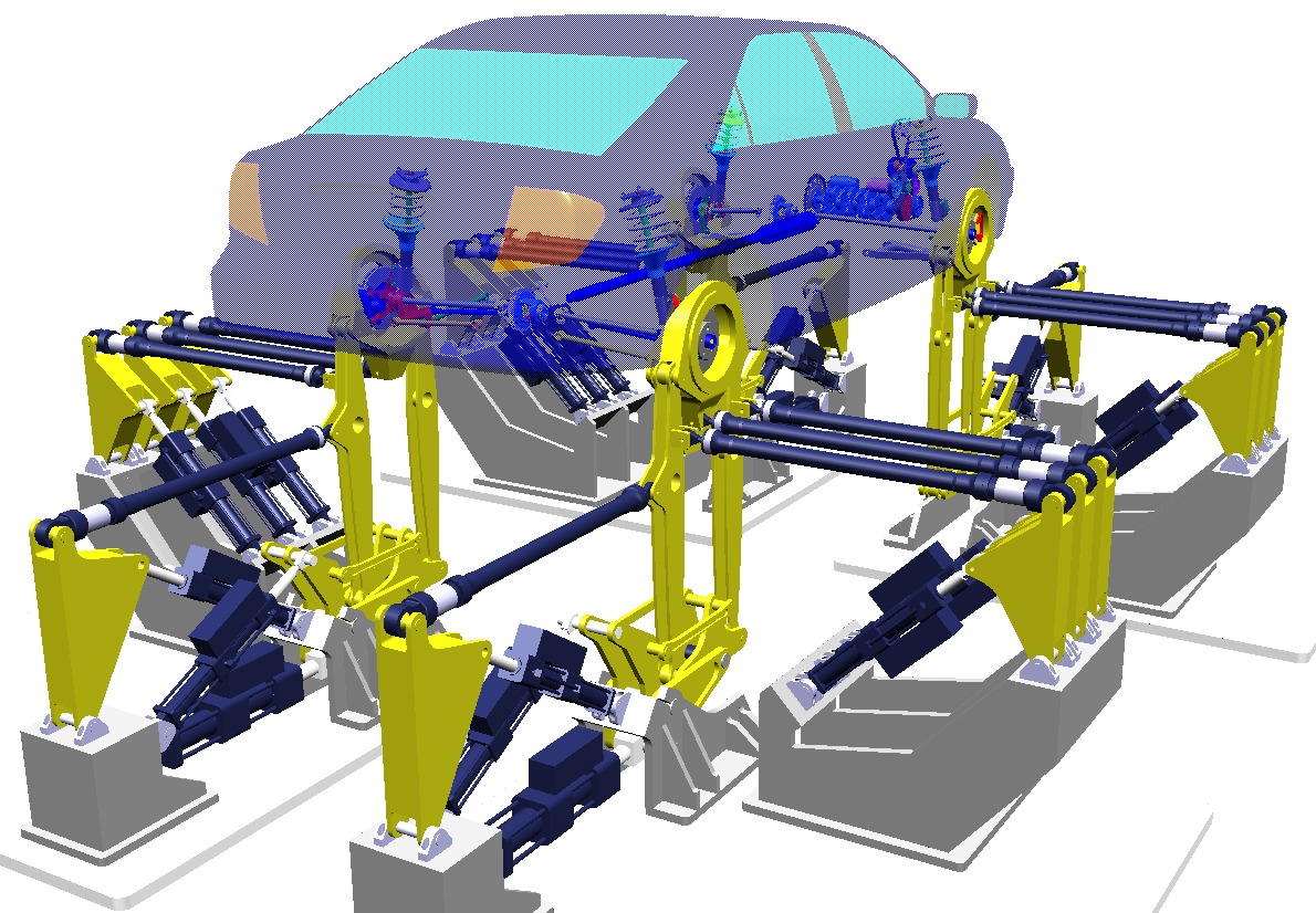 kinematics dynamics and design of machinery solution manual