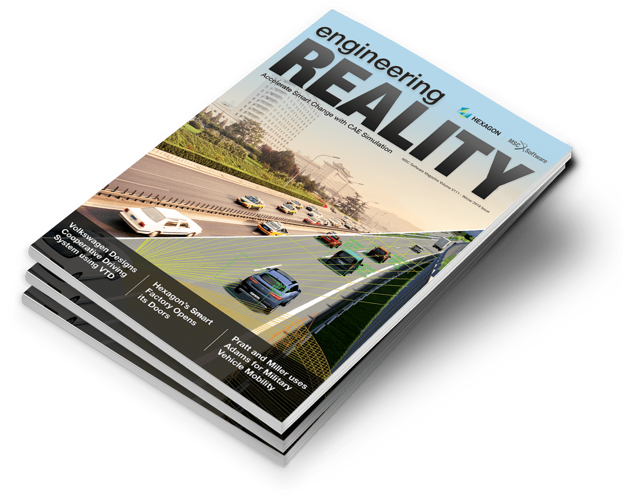 Engineering Reality Magazine